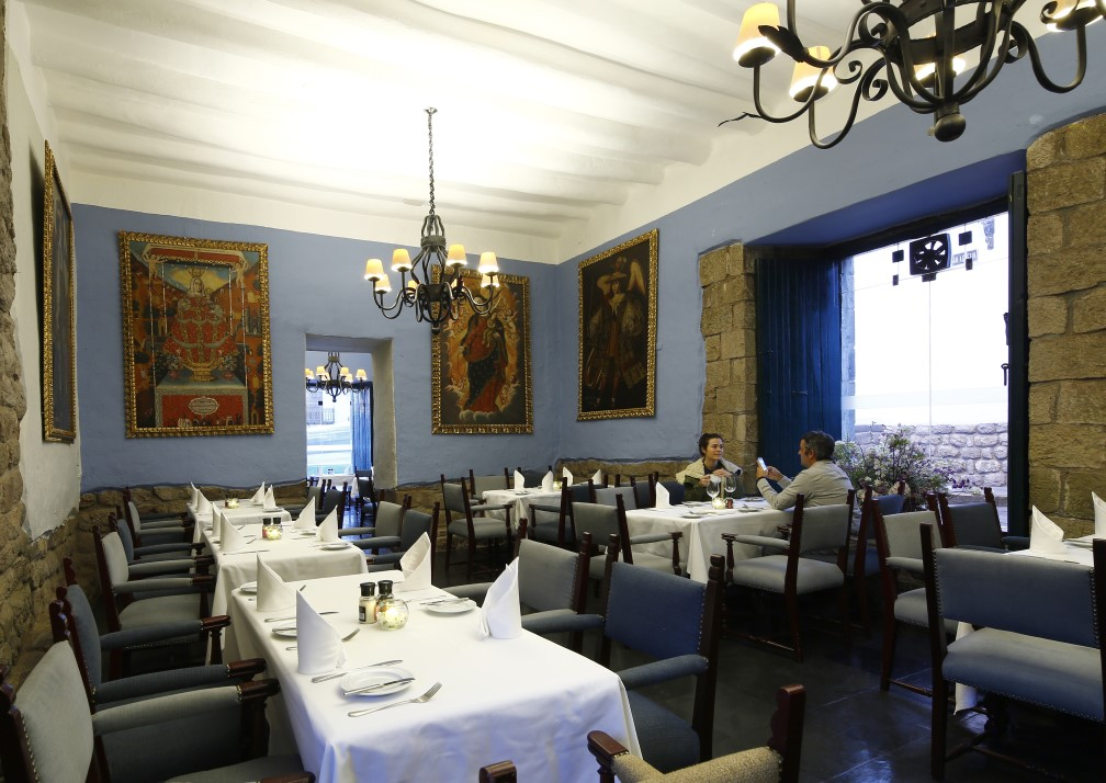 Casa Andina Premium Cusco Dining