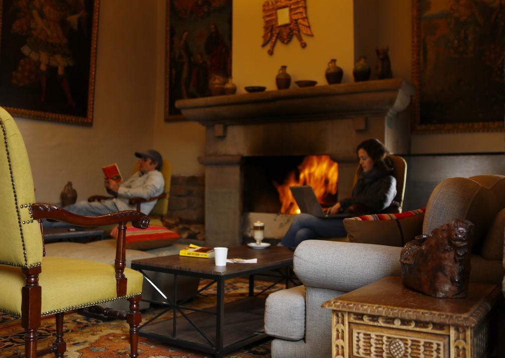 Casa Andina Premium Cusco Lounge