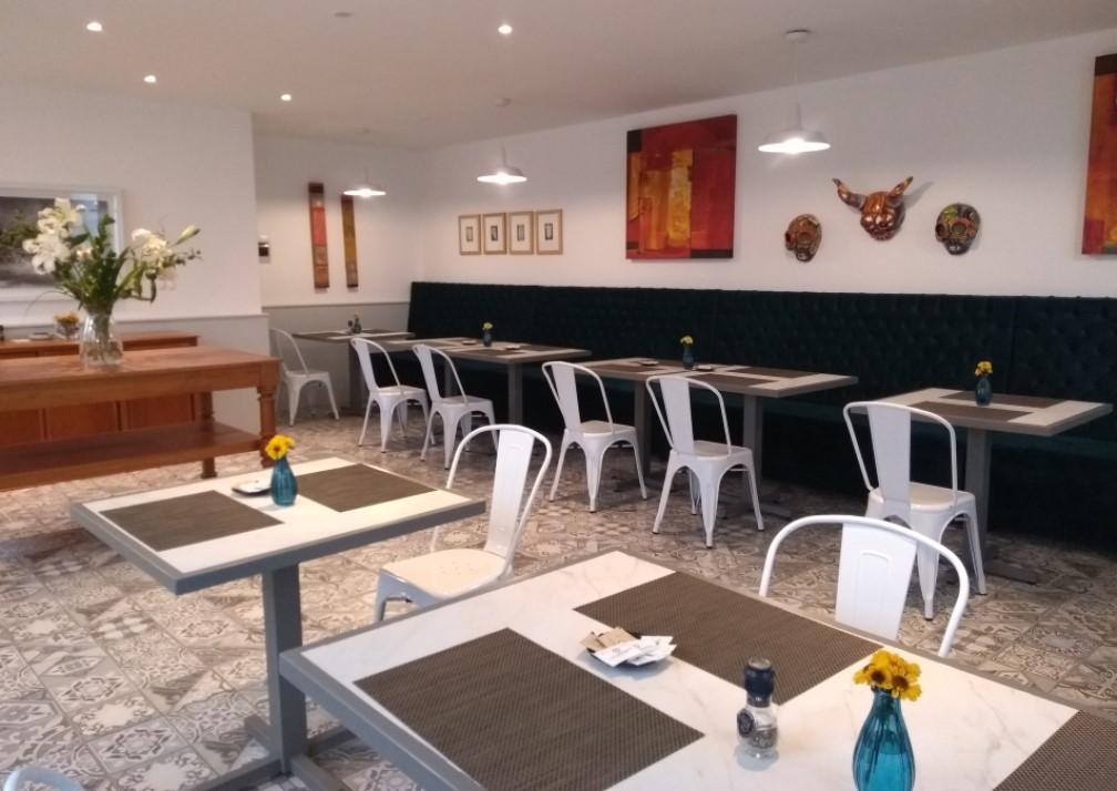 Casa República Barranco Dining