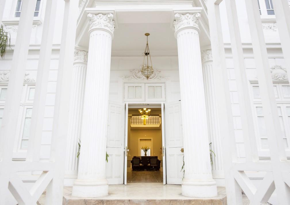 Casa República Barranco Entrance