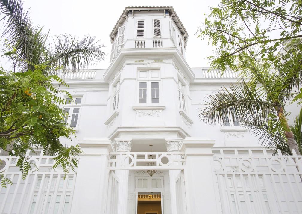 CRB-facade