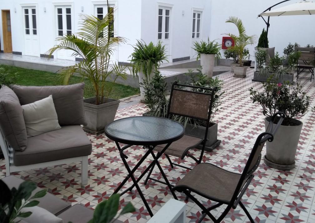 CRB-garden