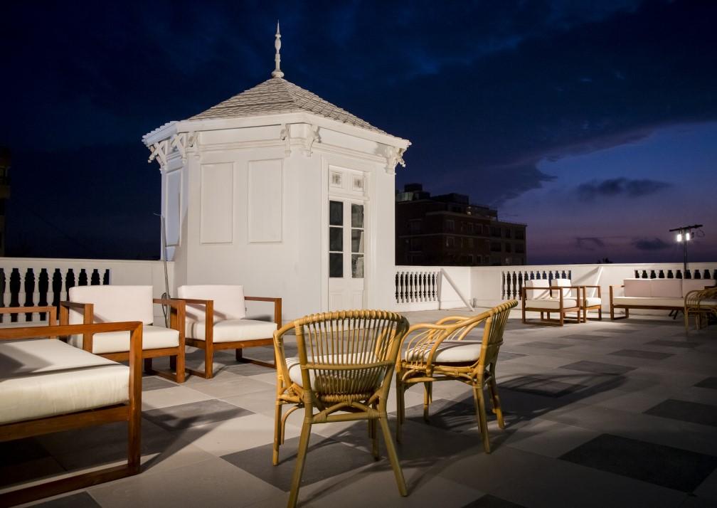 Casa República Barranco Roof Terrace