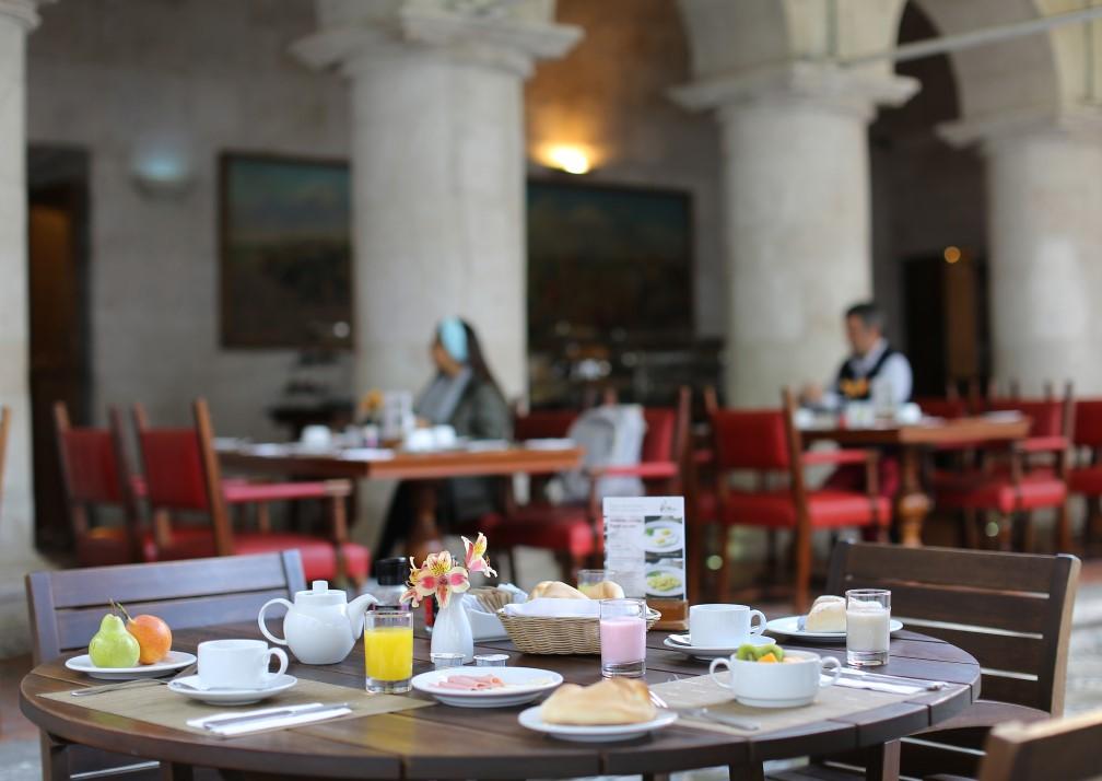 Casa Andina Premium Arequipa Dining