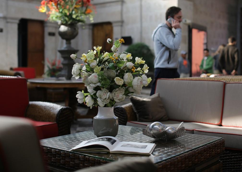 Casa Andina Premium Arequipa Lobby