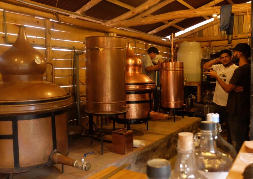 El Albergue Distillery