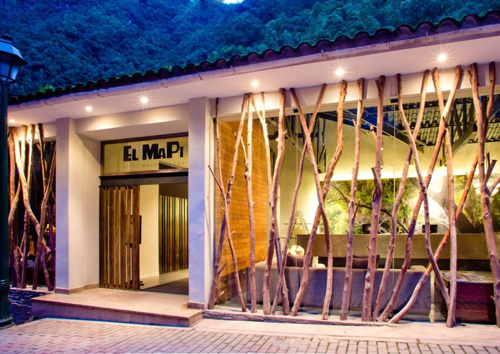 El MaPi Entrance