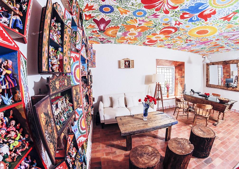 El Retablo Living Room