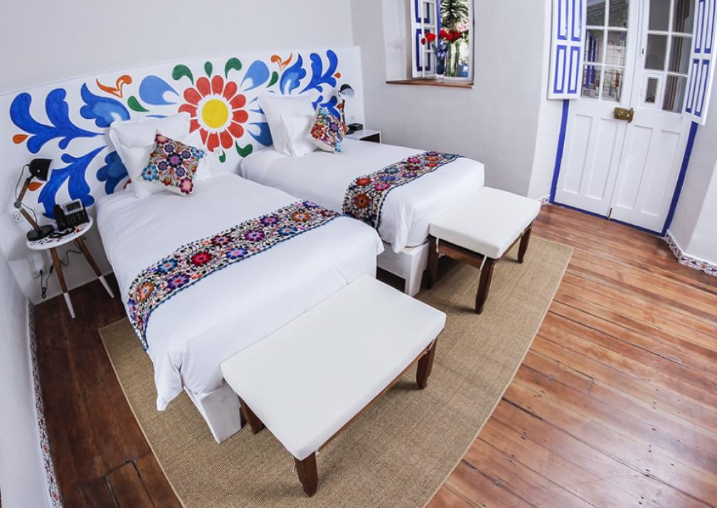 El Retablo Twin Bedroom