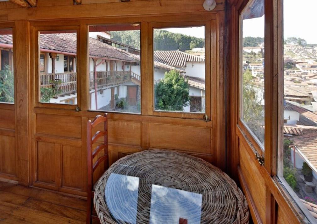 El Balcón View
