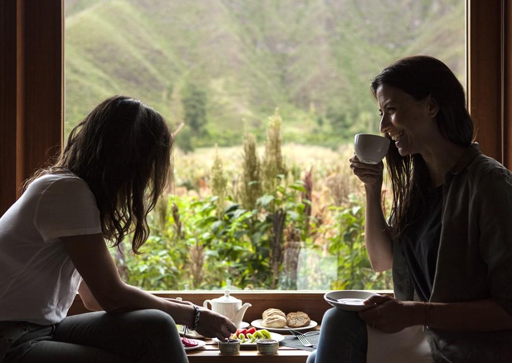 Explora Valle Sagrado Breakfast