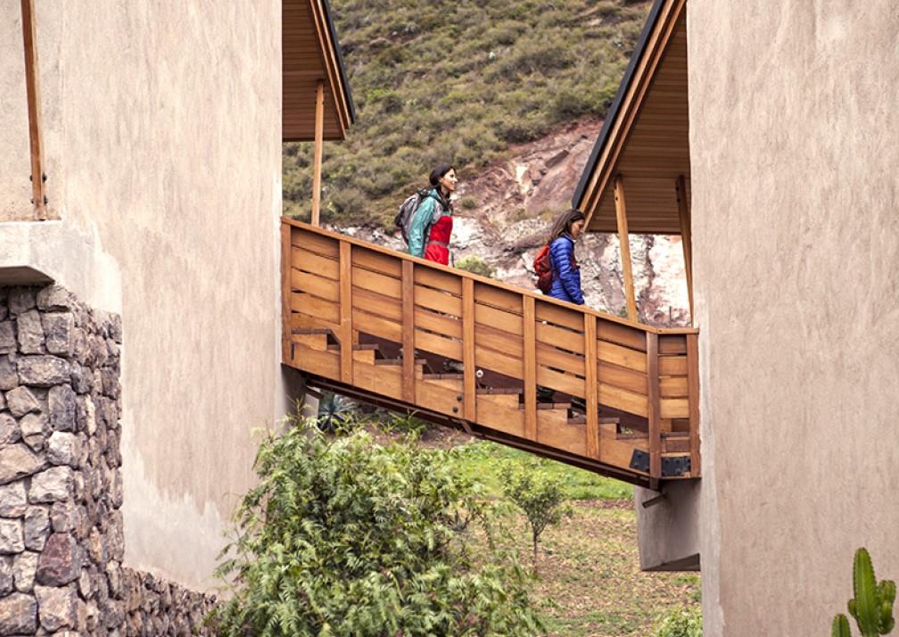 Explora Valle Sagrado Walkway