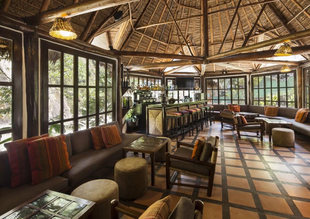 Inkaterra Machu Picchu Bar