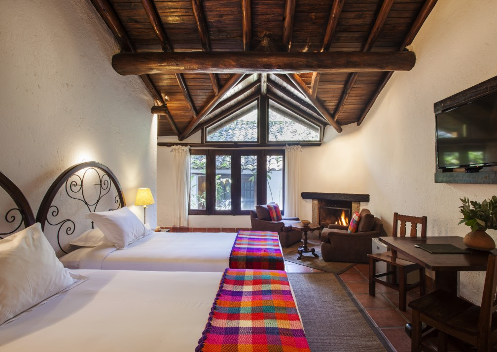 Inkaterra Machu Picchu Bedroom