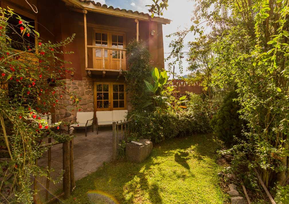 Kuychi Rumi Lodge Garden