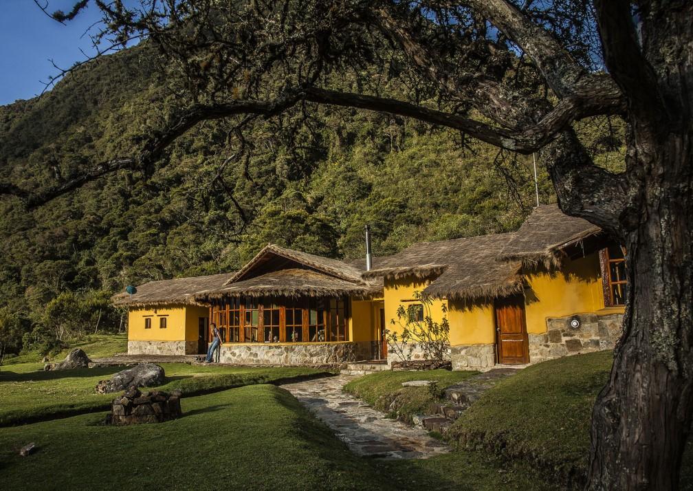 Mountain Lodges of Peru Exterior