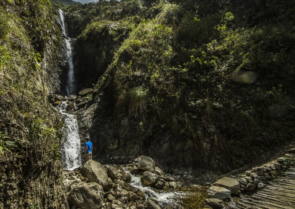 Mountain Lodges of Peru Trek