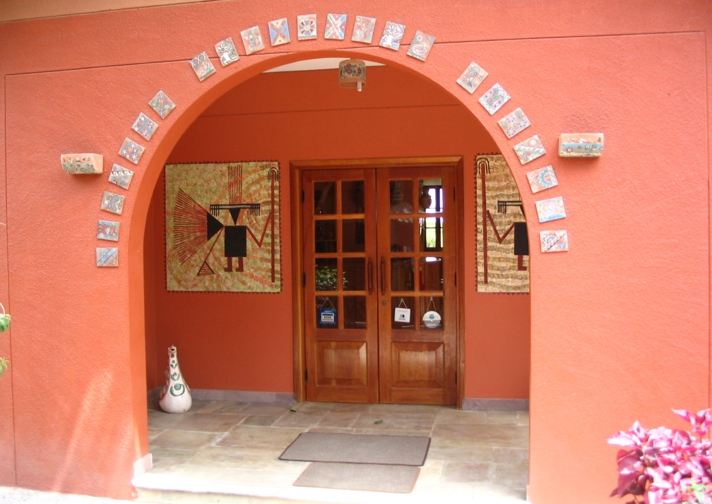 Pakaritampu Entrance