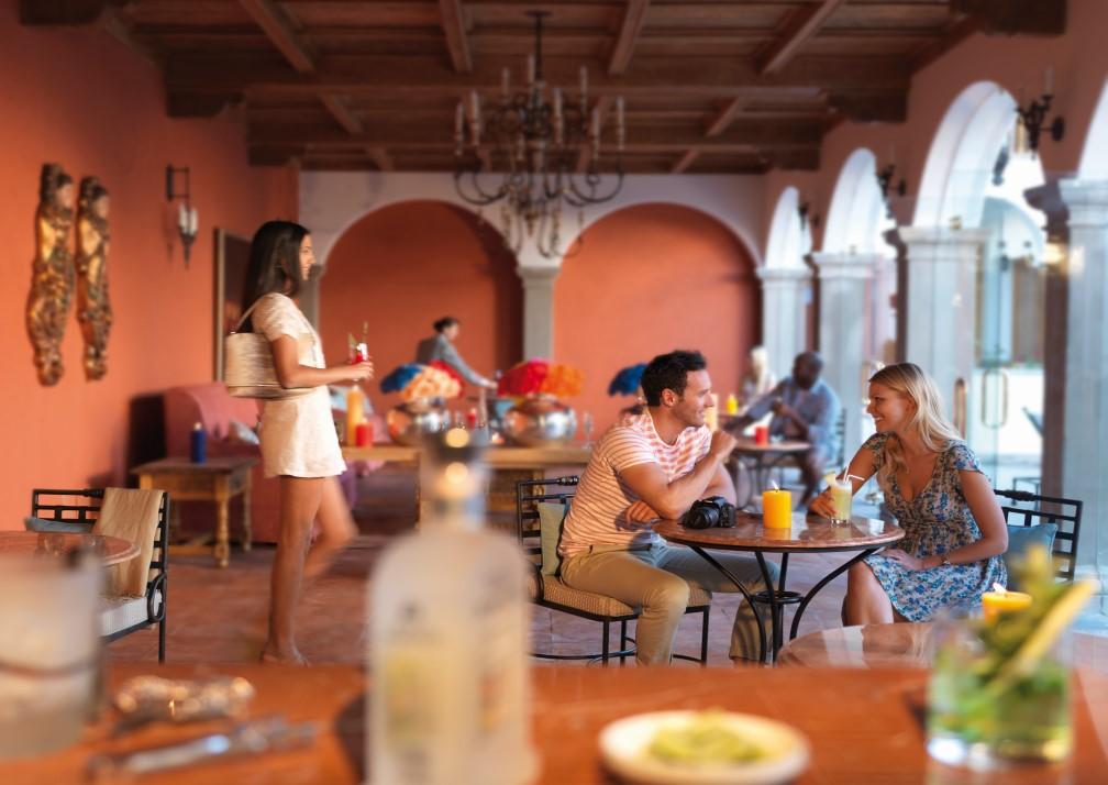 Belmond Palacio Nazarenas Bar