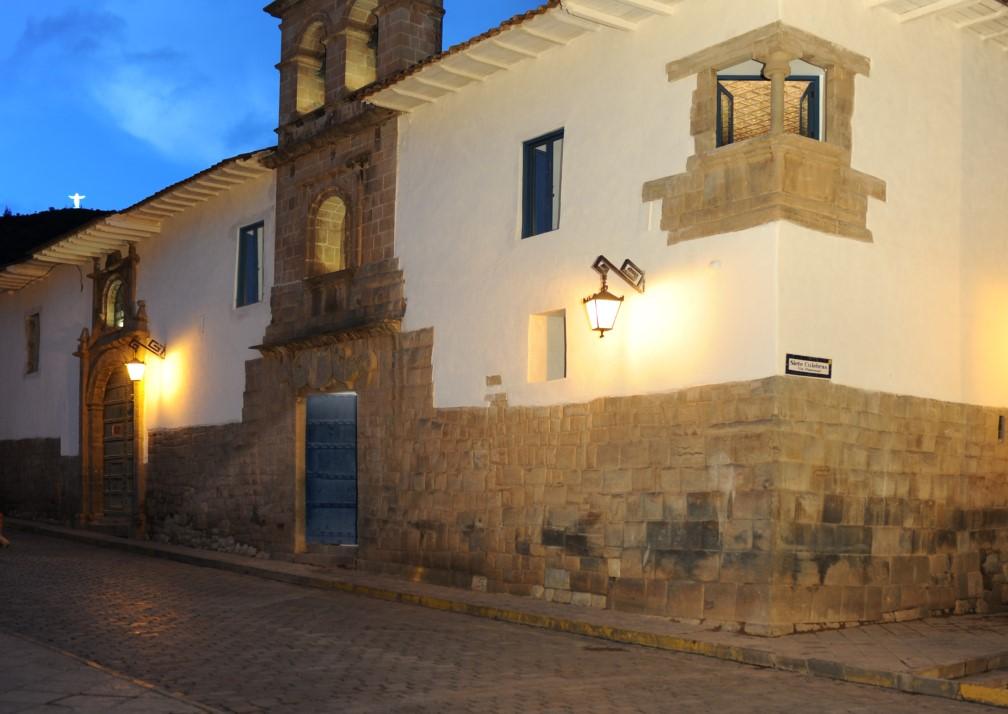 Belmond Palacio Nazarenas Exterior