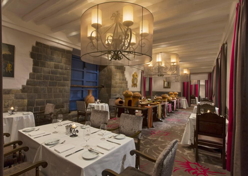 Palacio del Inka Restaurant