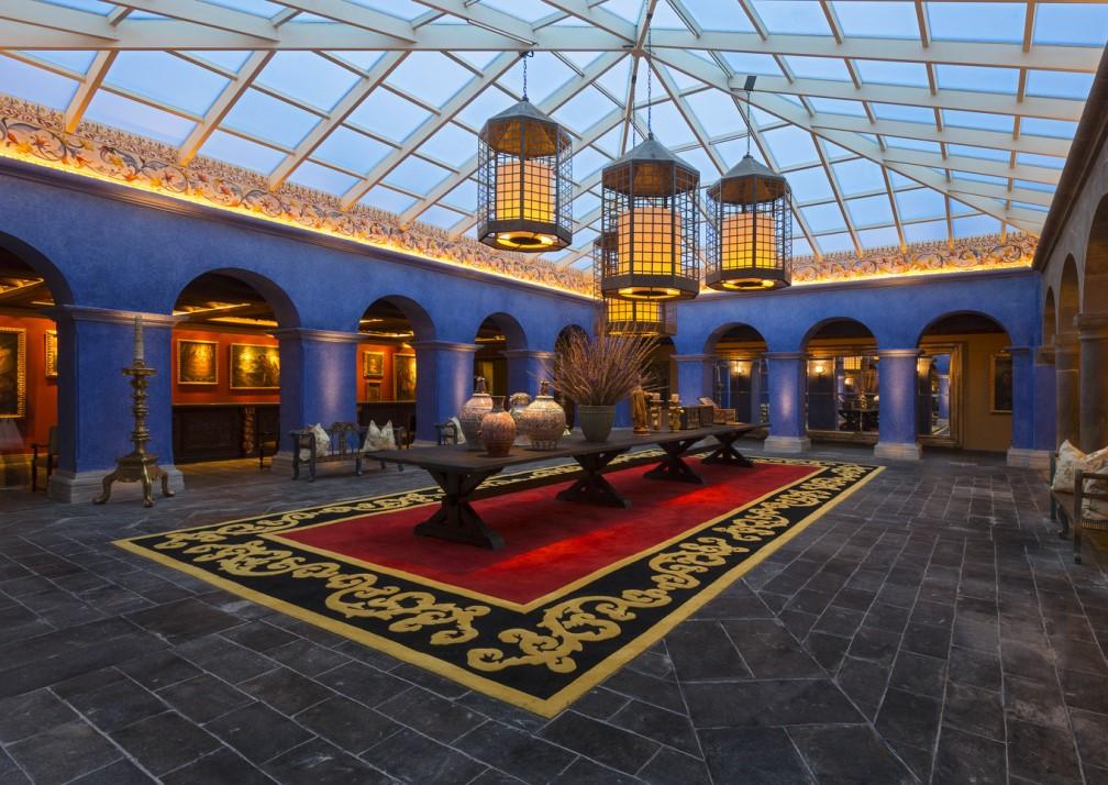 Palacio del Inka Lobby