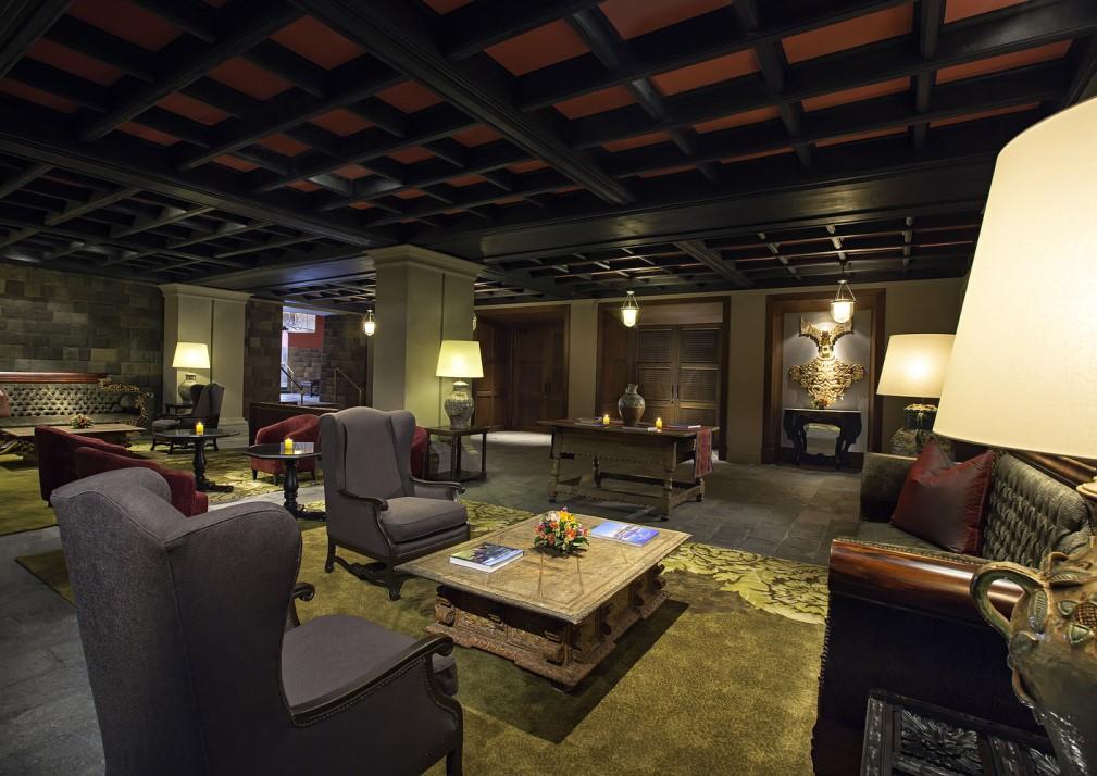 Palacio del Inka Lounge