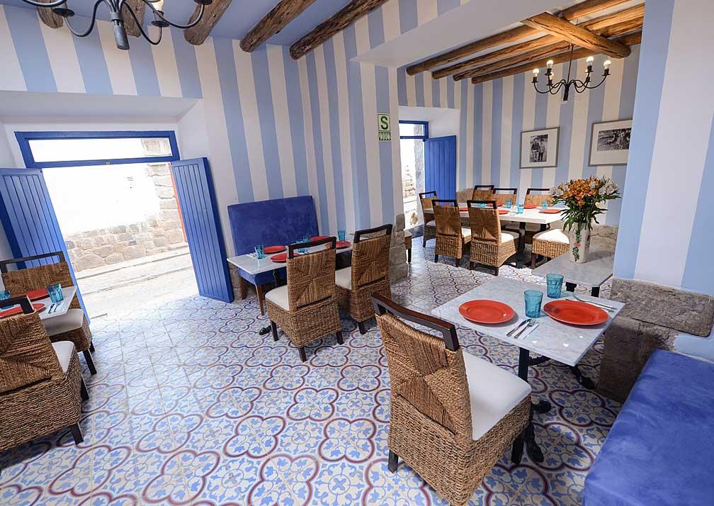 Quinta San Blas Dining