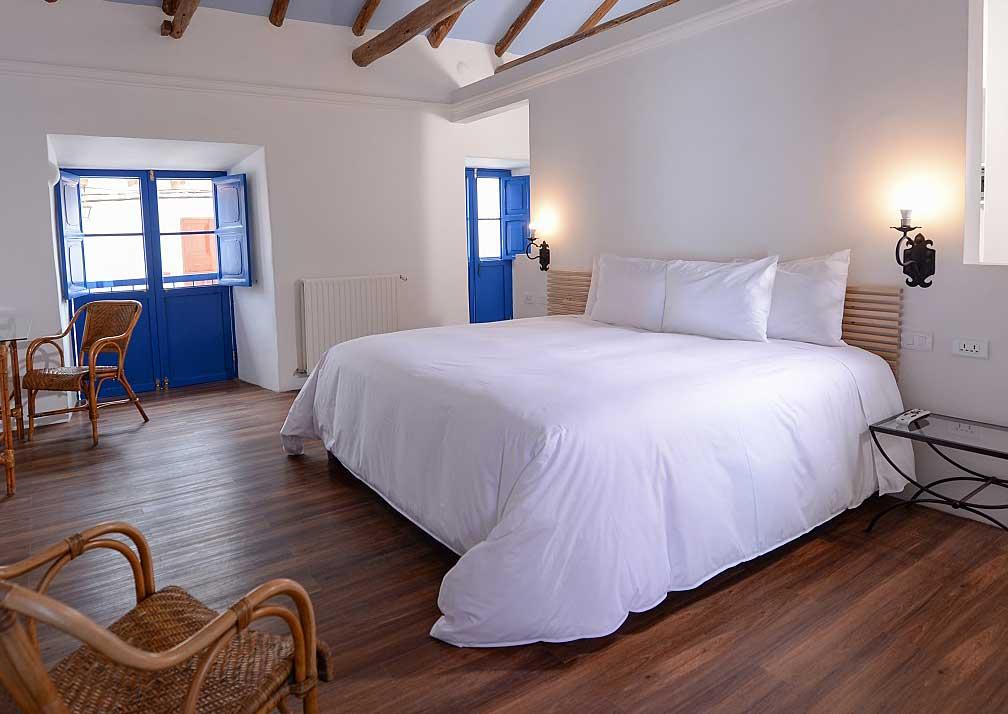 Quinta San Blas Bedroom