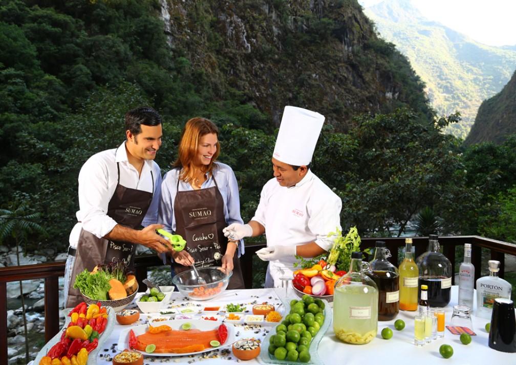 Samaq Hotel Cooking