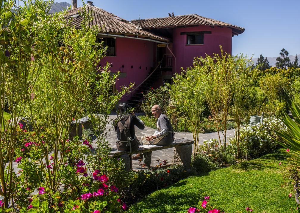 Sol y Luna Garden