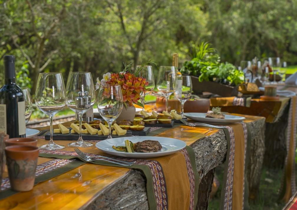 Tambo del Inka Dining