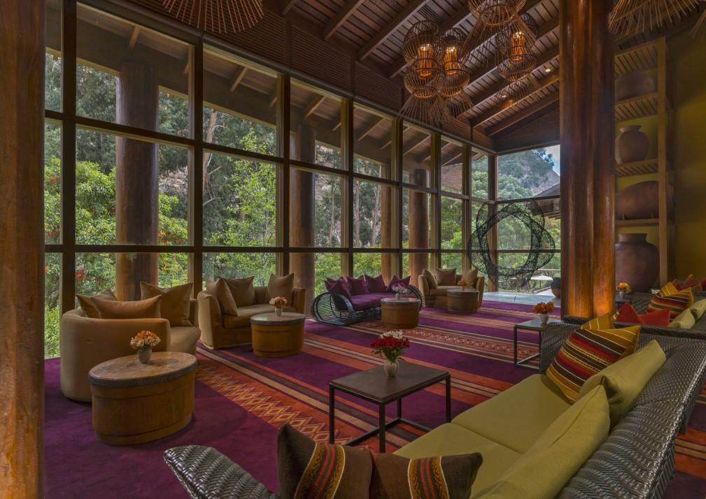 Tambo del Inka Lobby