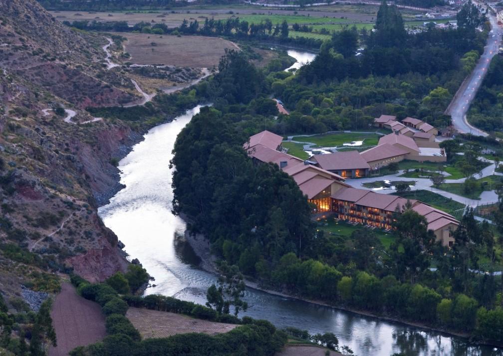 Tambo del Inka Exterior