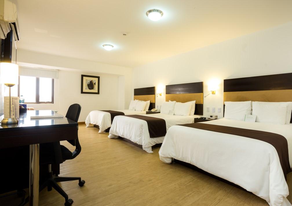 Wyndham Costa del Sol Cusco Bedroom