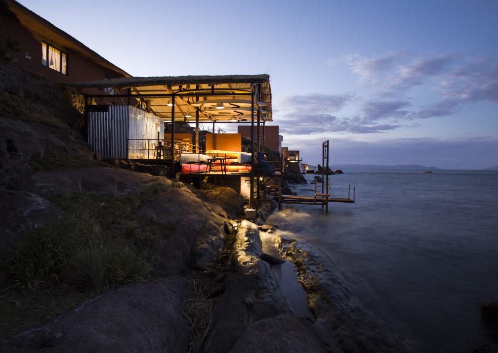 Titlaka Boat House