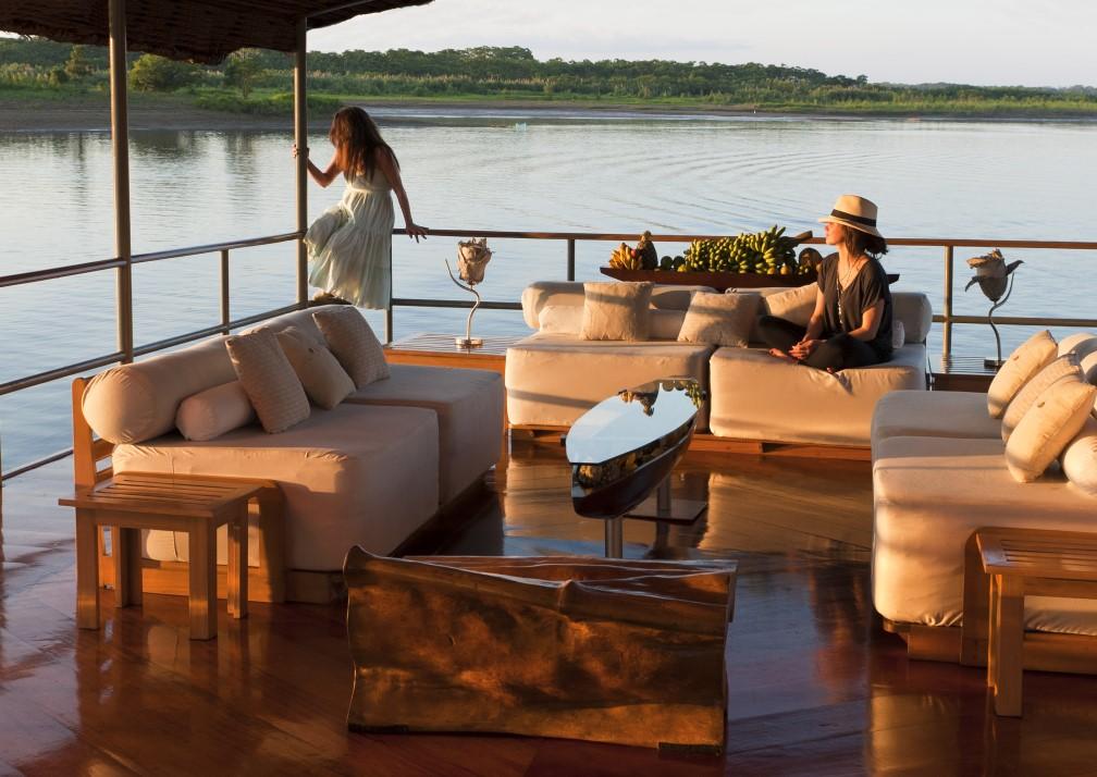 Delfin I Open Air Lounge