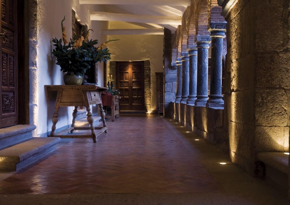 La Casona Hallway