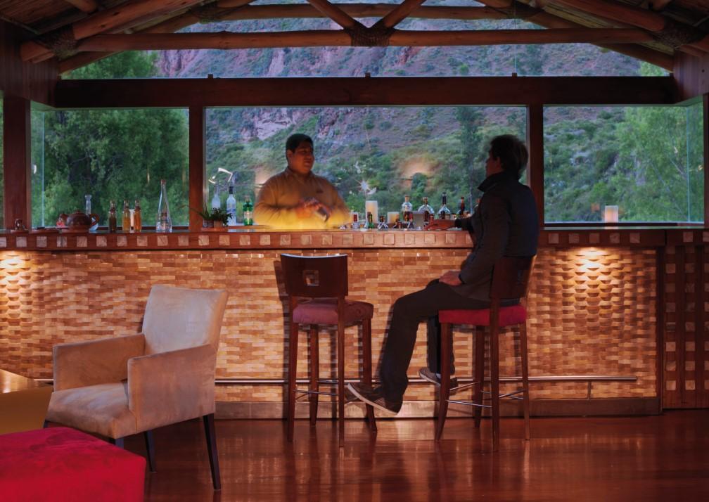 Hotel Rio Sagrado Bar