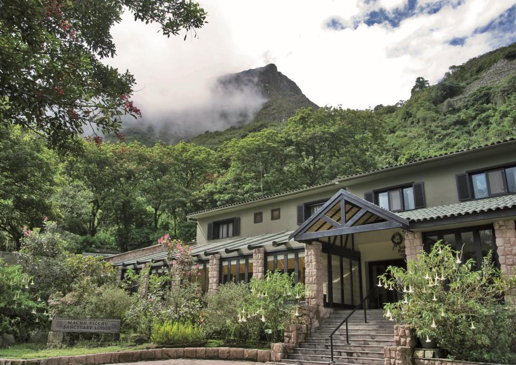 Machu Picchu Sanctuary Lodge Exterior