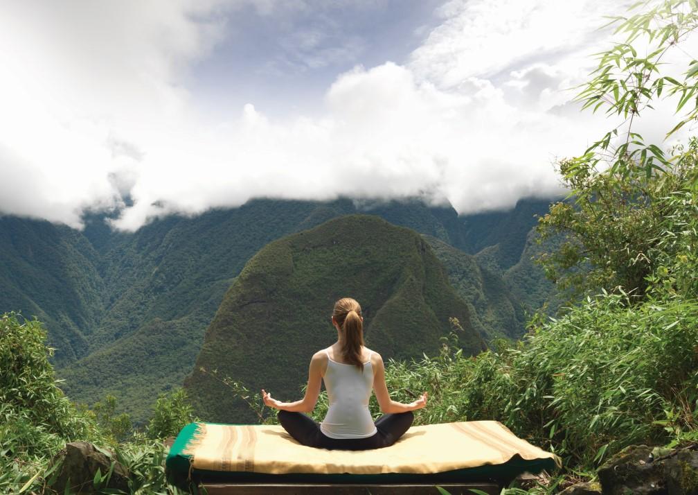 Machu Picchu Sanctuary Lodge View