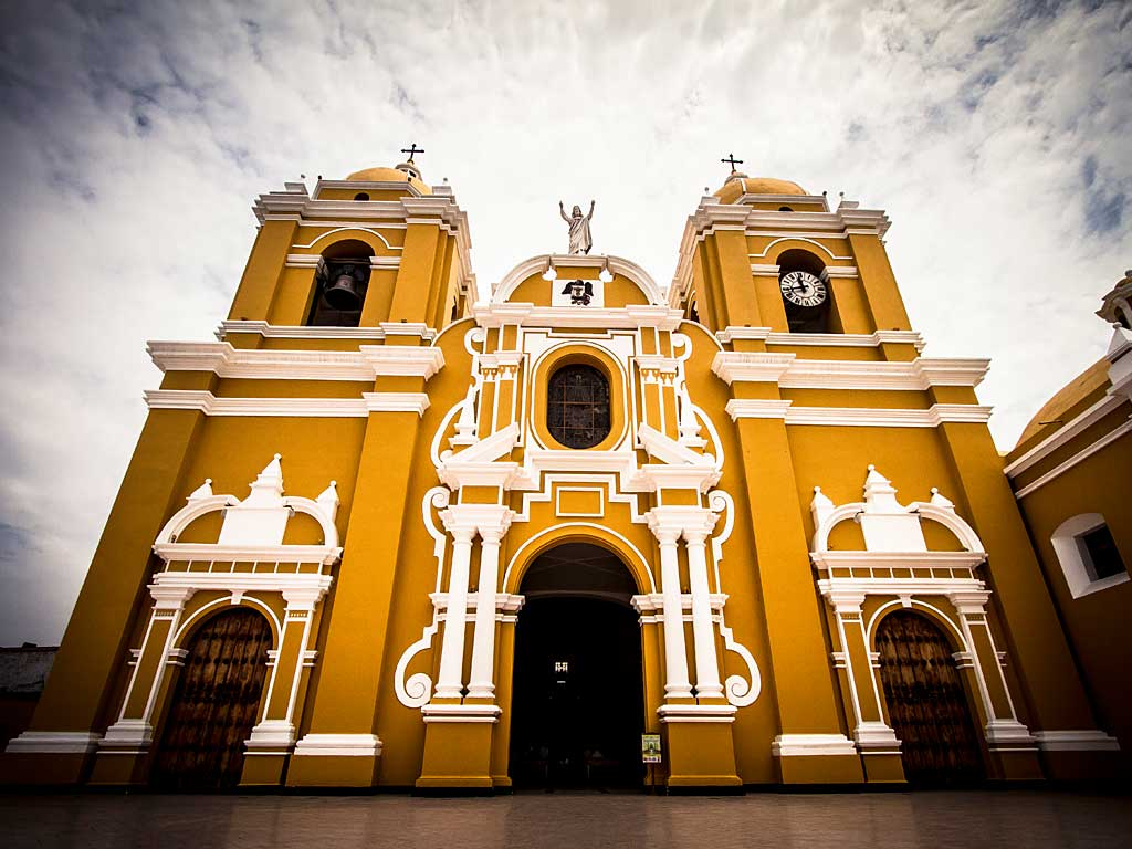 Basilica Menor Cathedral