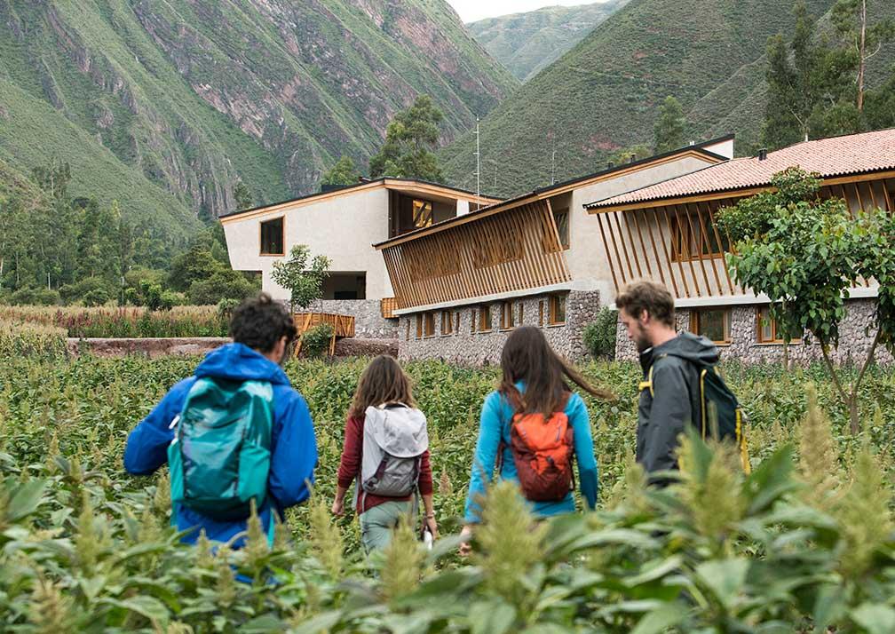 Trekking from Explora Valle Sagrado