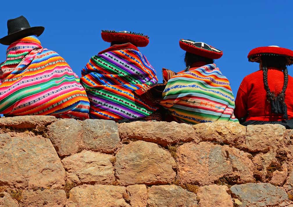 Quechua-ladies